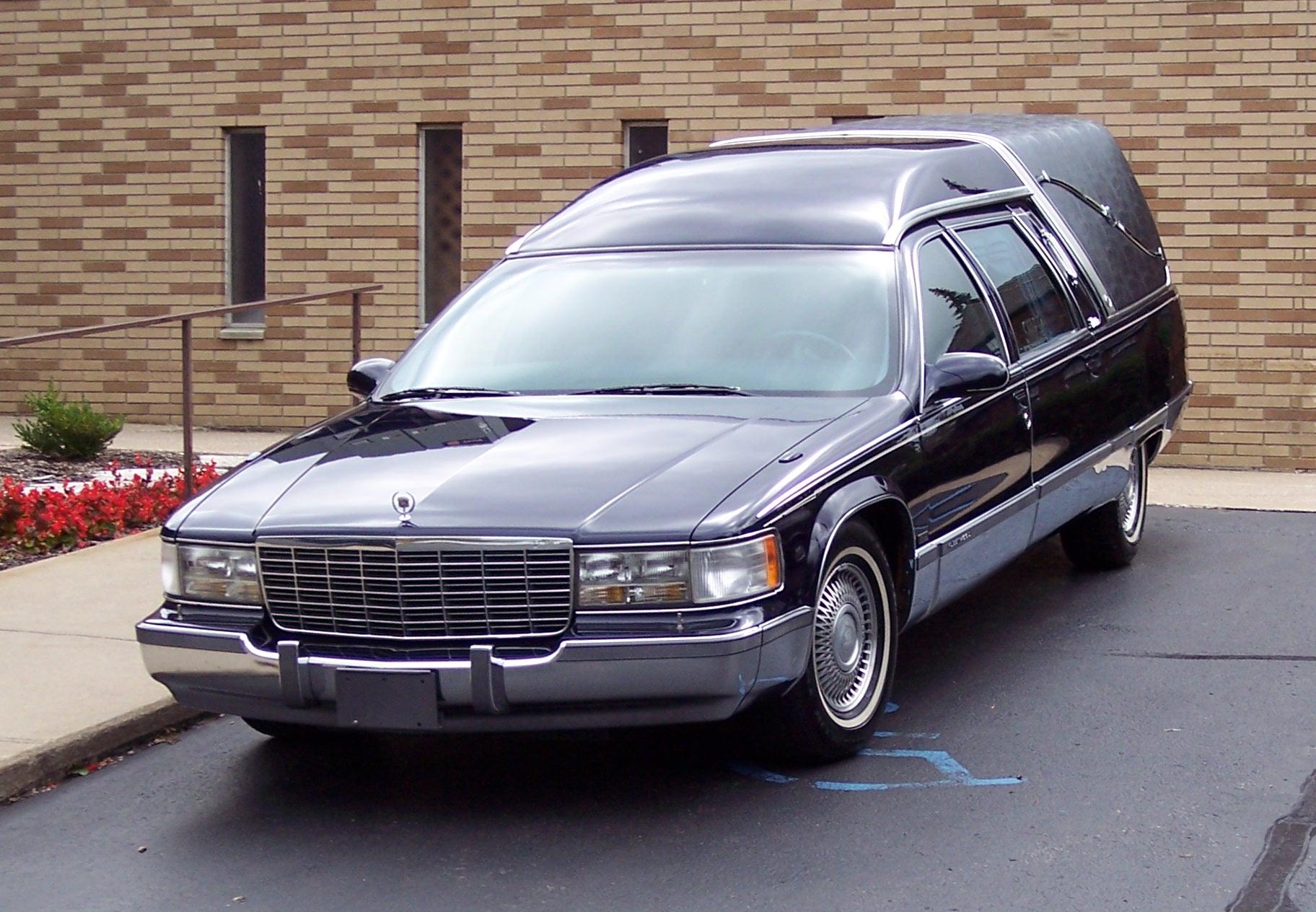 coches funebres antiguos: