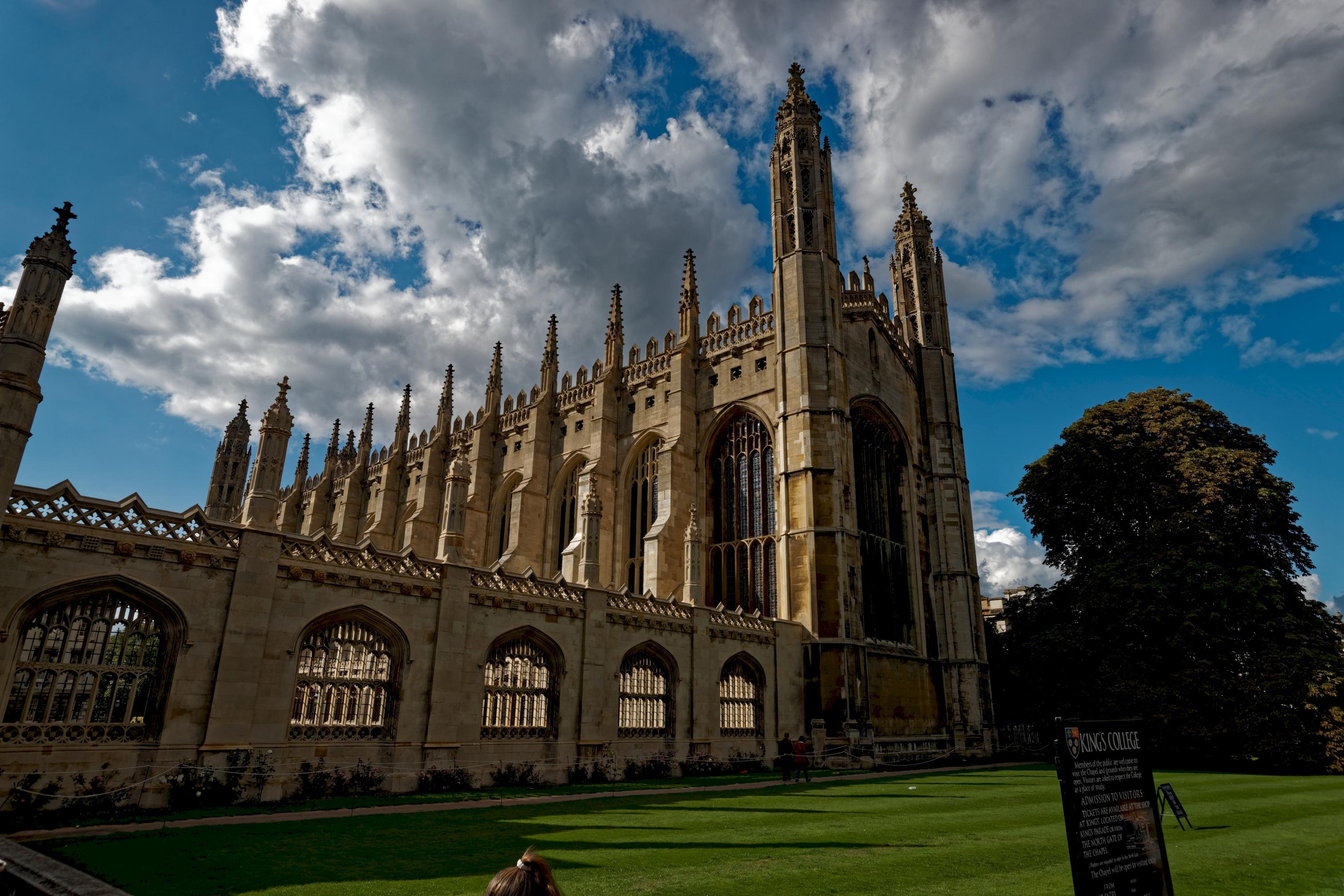 [King's College Chapel, Cambridge]