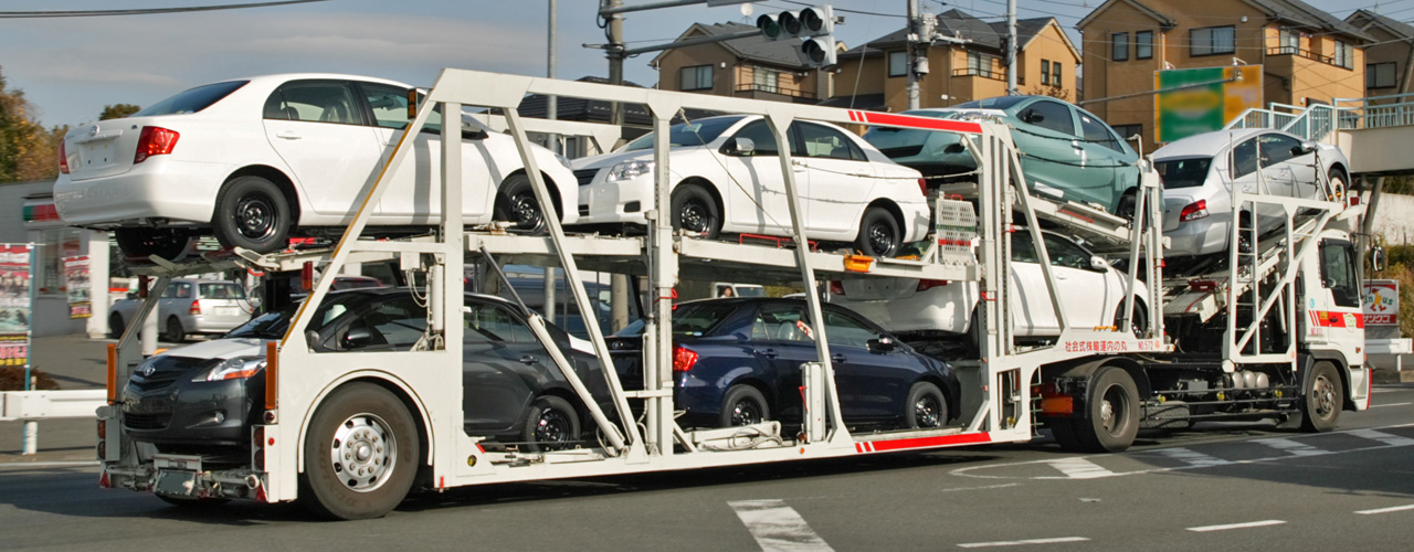 Car Transporter Trailer Hire Carlisle