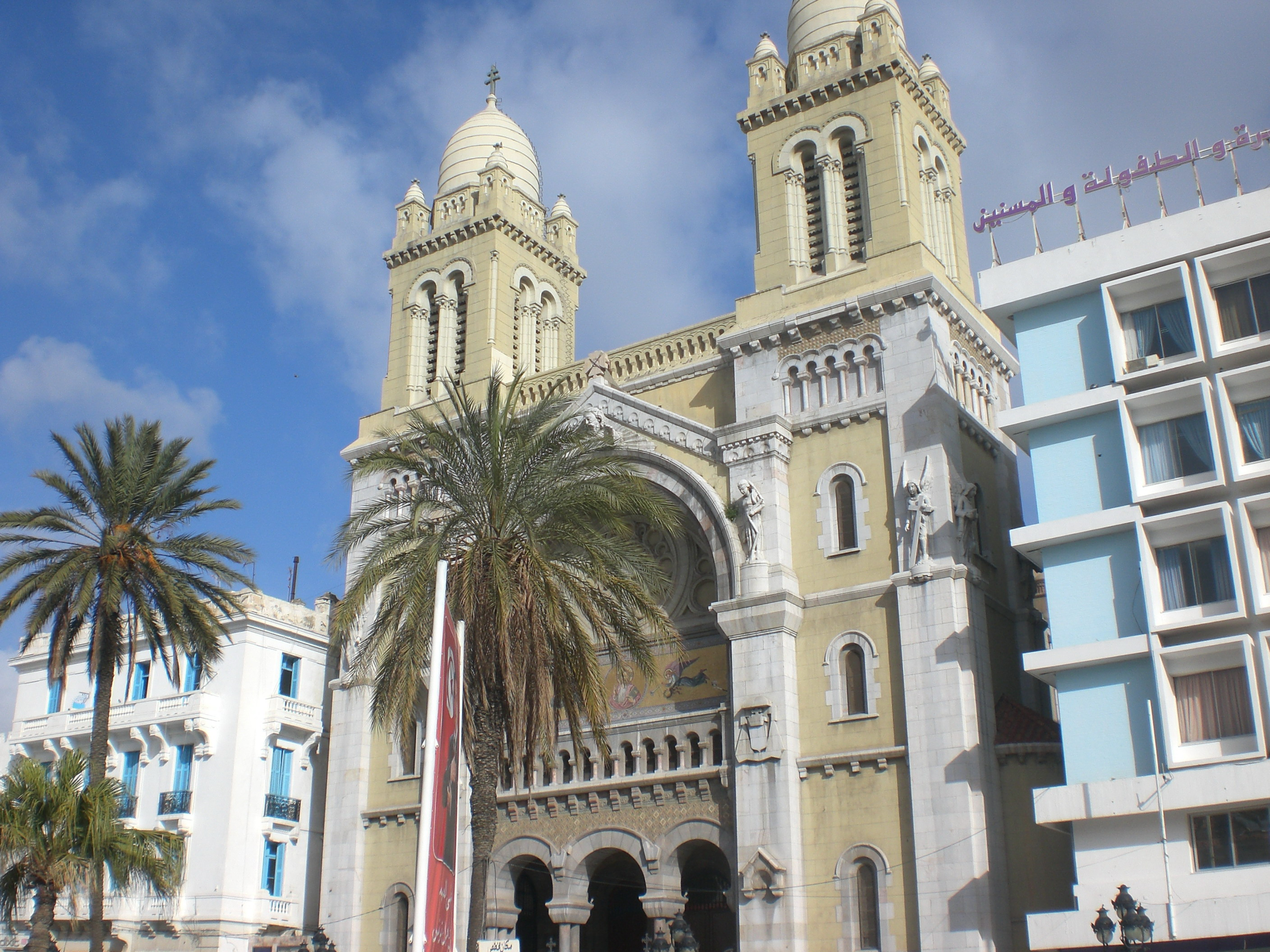 Church of Tunis