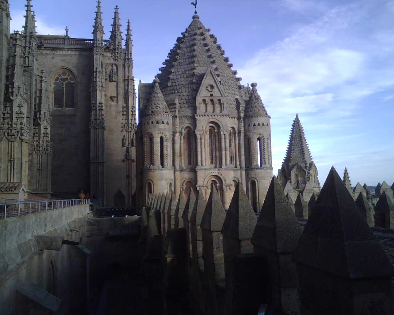 Catedral Vieja de Salamanca - Wikipedia, la enciclopedia libre