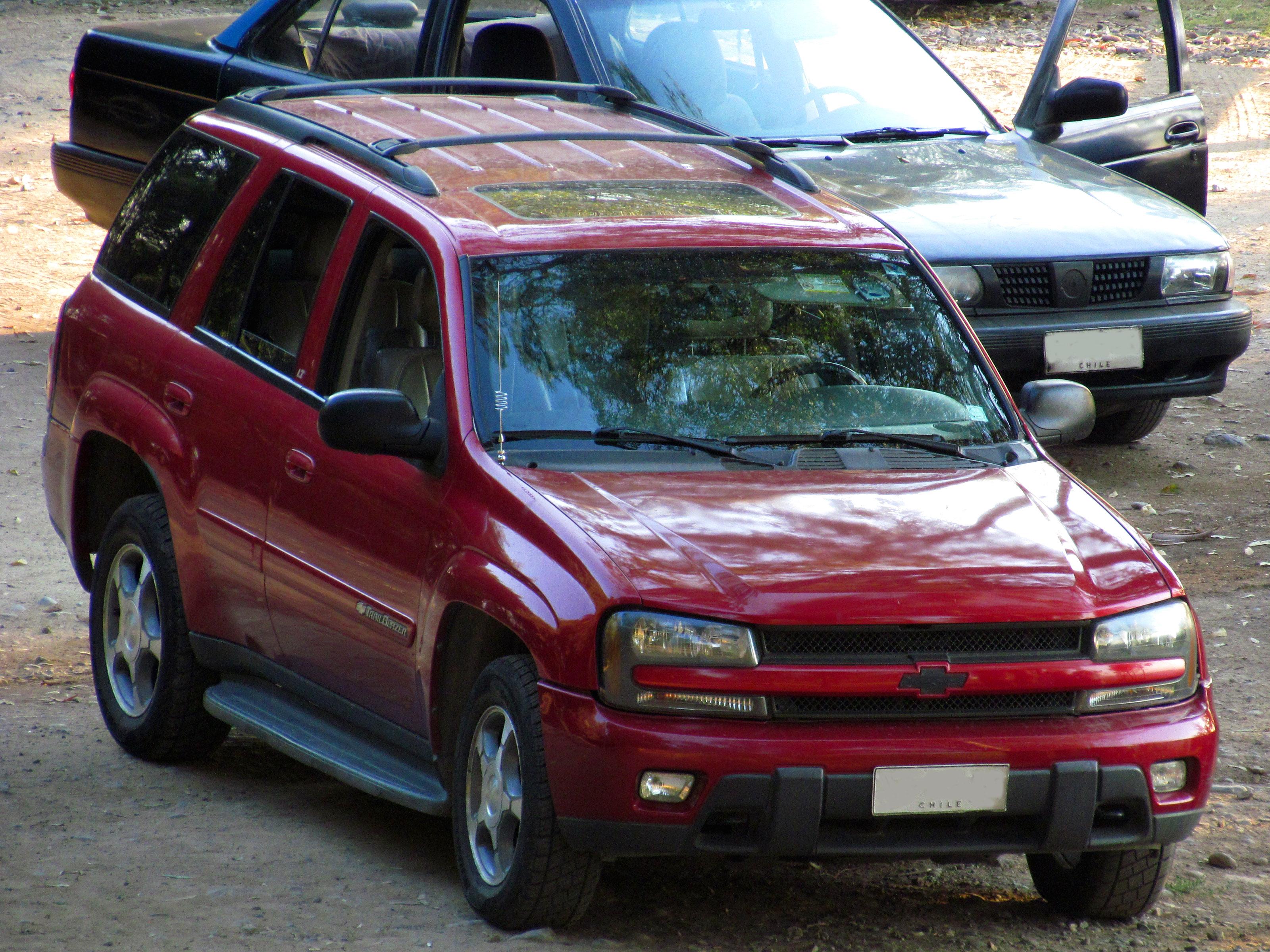 2015 Chevy Trailblazer >> File Chevrolet Trailblazer Lt 2004 16915980410 Jpg