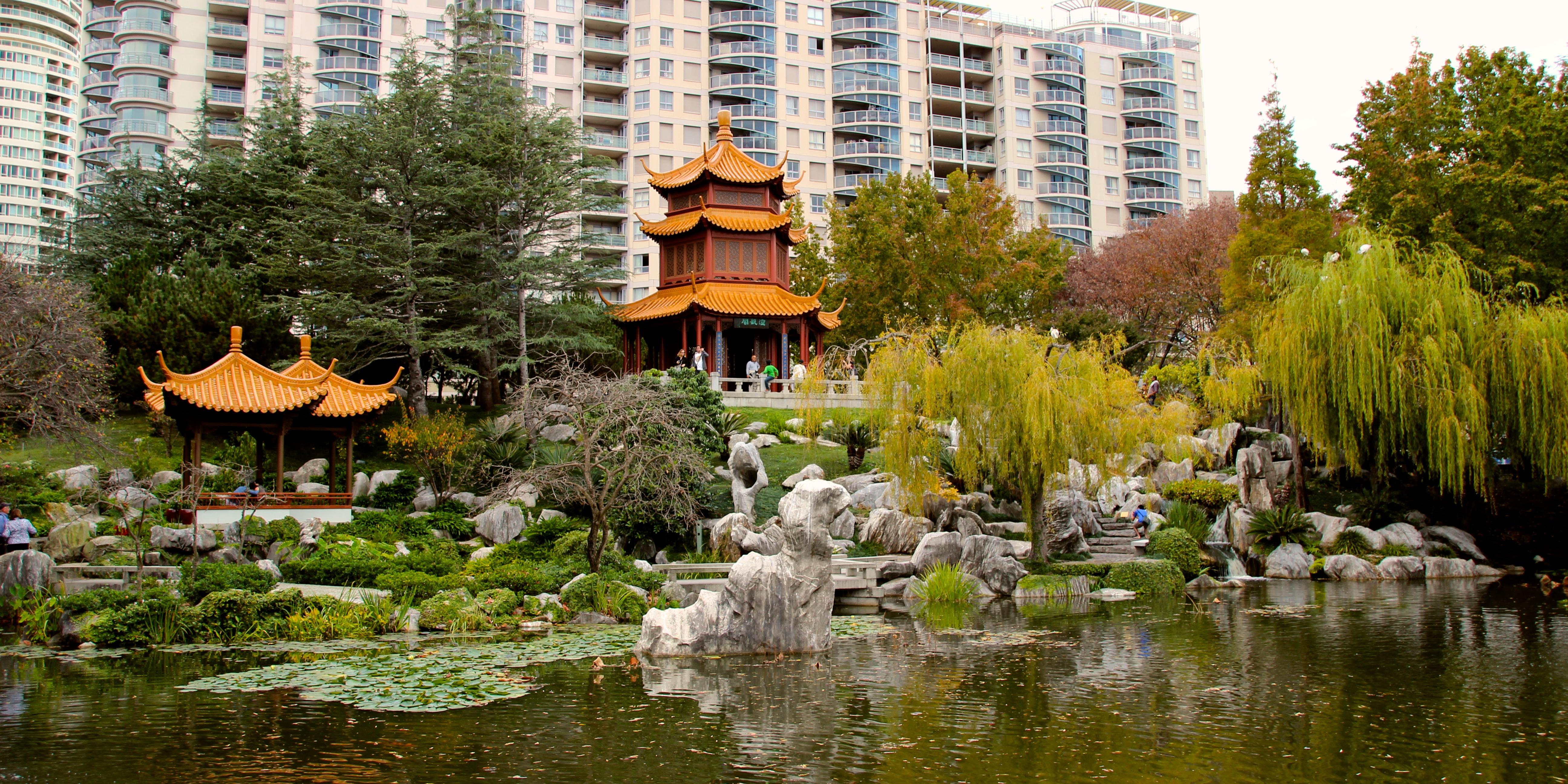 Chinese Garden of Friendship - Wikiwand