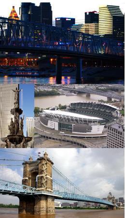 Cincinnati - Wikipedia, la enciclopedia libre