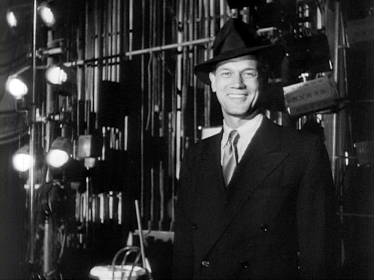 Image result for joseph cotten in citizen kane images