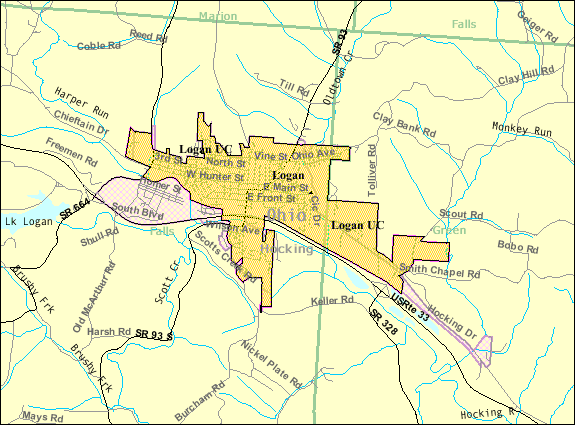 File Detailed Map Of Logan Ohio Png Wikimedia Commons