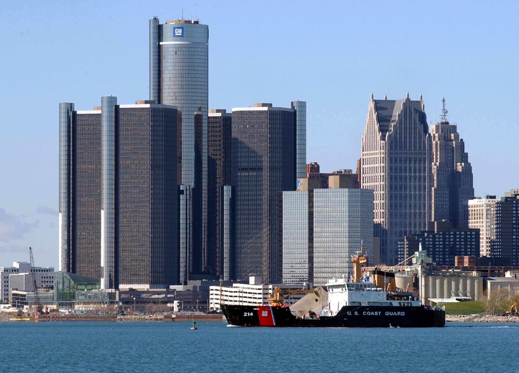 File Detroit Gm Headquarters Jpg Wikipedia