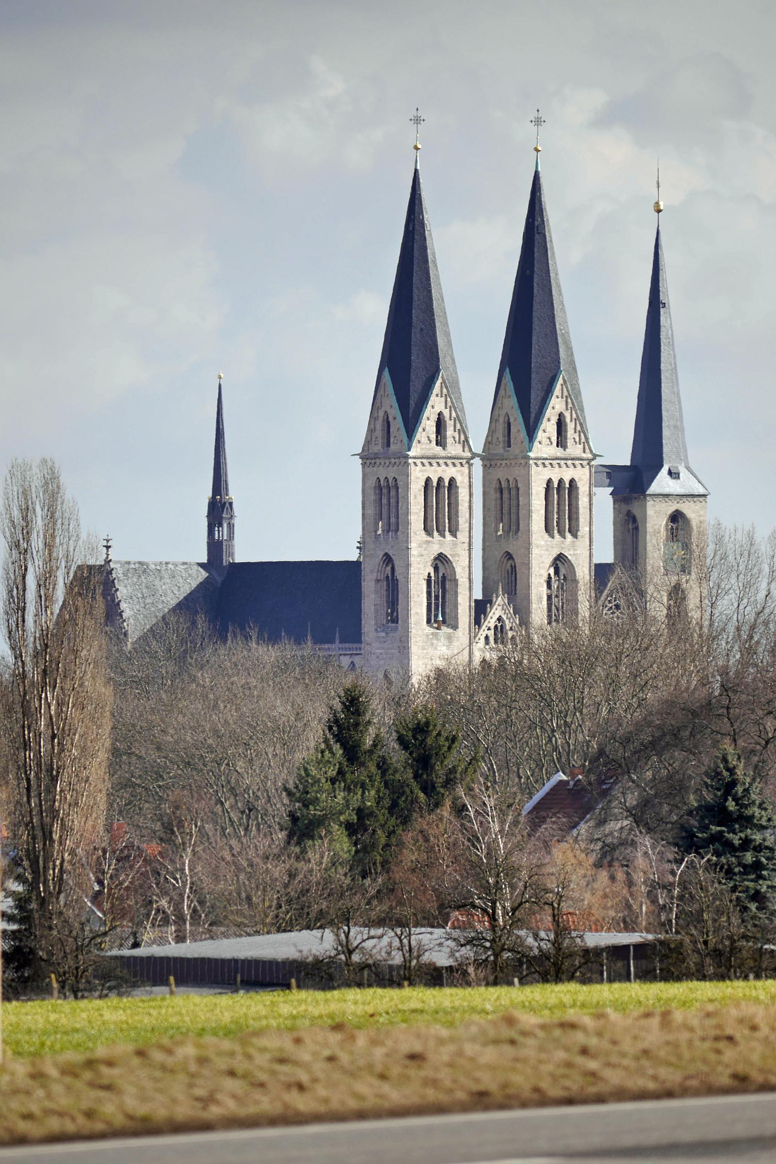 Er sucht Sie: Mann sucht Frau in Halberstadt