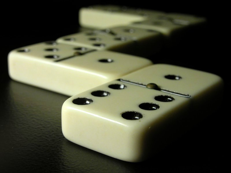 Domino - Wikipedia bahasa Indonesia, ensiklopedia bebas