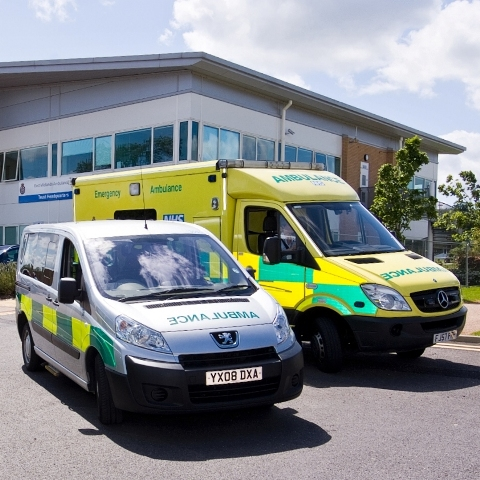 East Midlands Ambulance Service NHS Trust