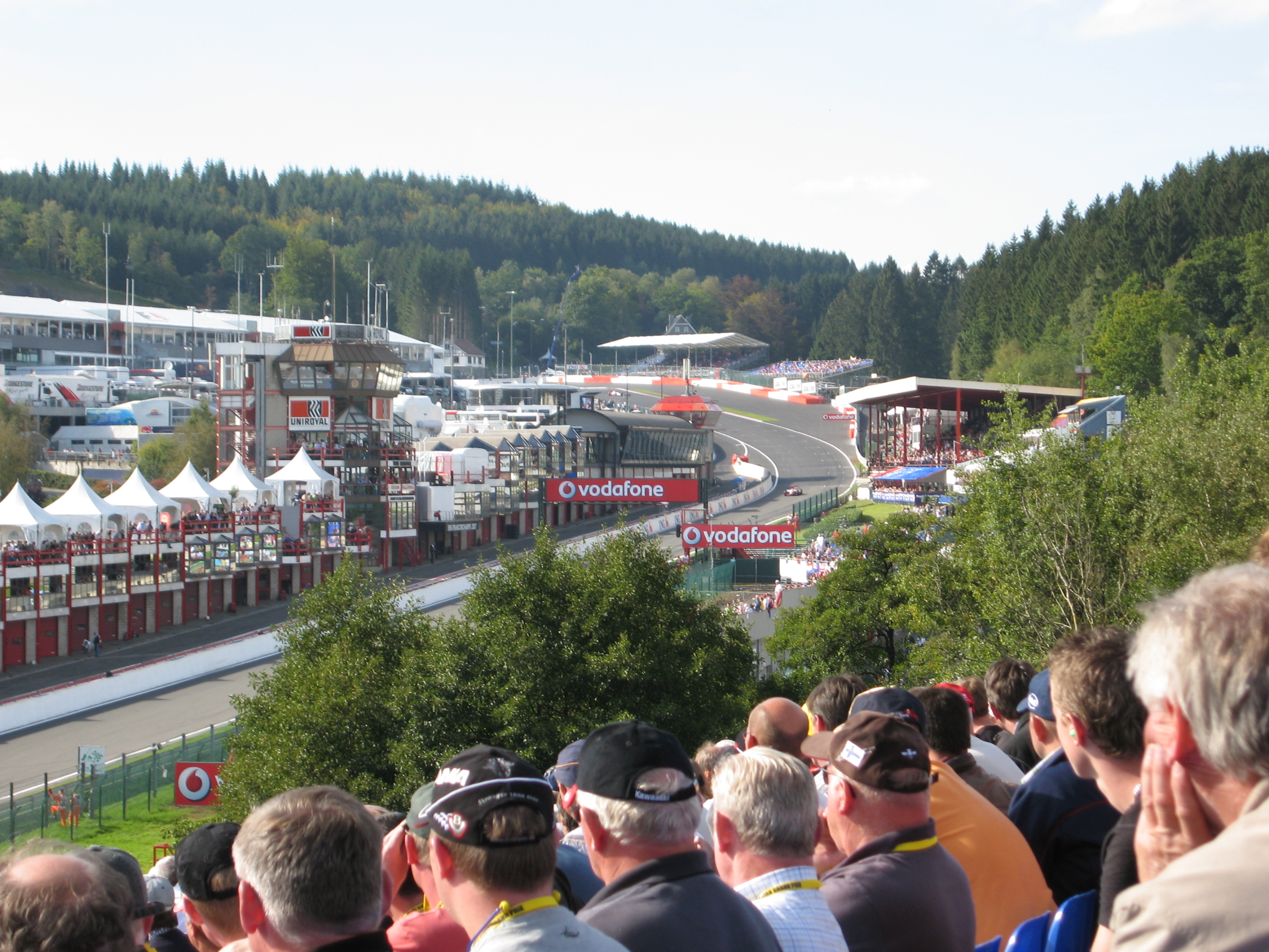 file eau rouge f1 2007 spa francorchamps stavelot walloon belgium. Black Bedroom Furniture Sets. Home Design Ideas