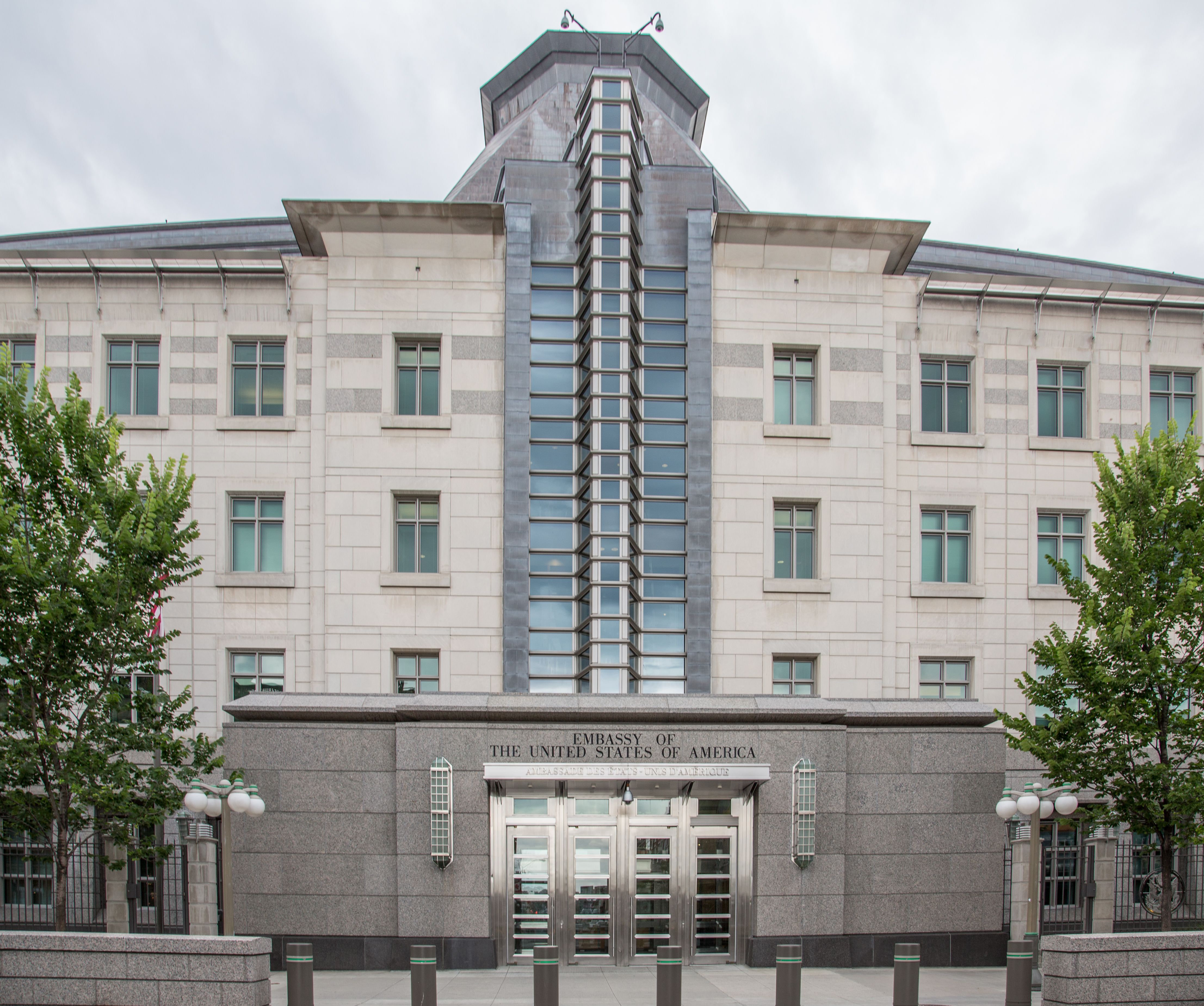 Embassy of the United States, Ottawa - Wikipedia