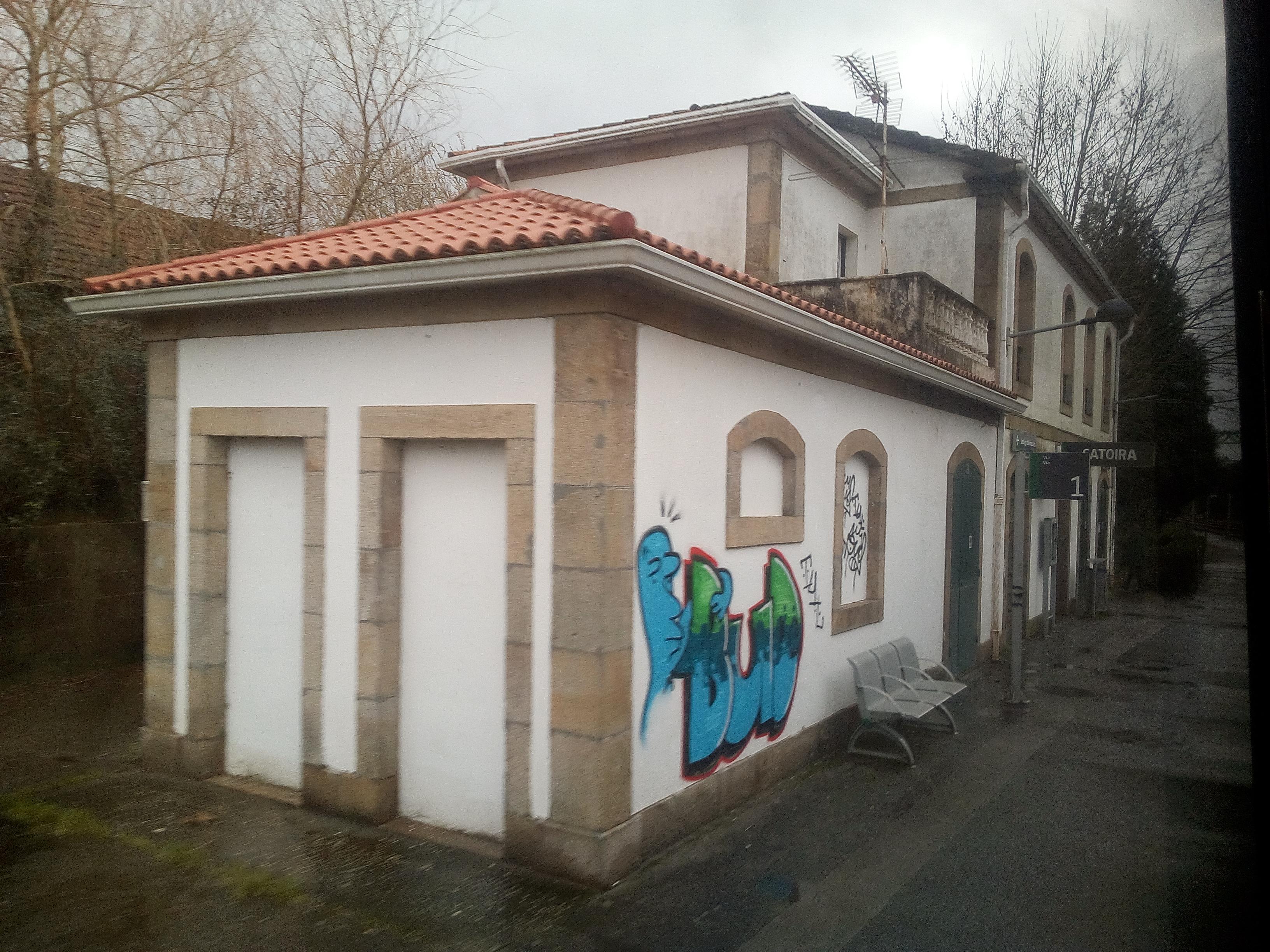 Estación de Catoira