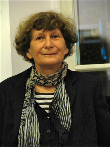 Image of Ewa Kuryluk from Wikidata