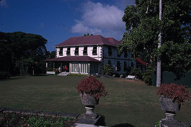 List of plantations in Barbados - Wikipedia