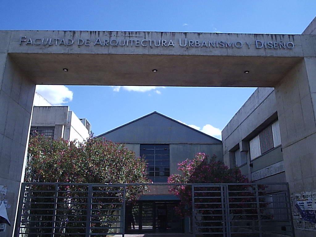 Archivo facultad de arquitectura urbanismo y dise o unc - Estudios de arquitectura en cordoba ...