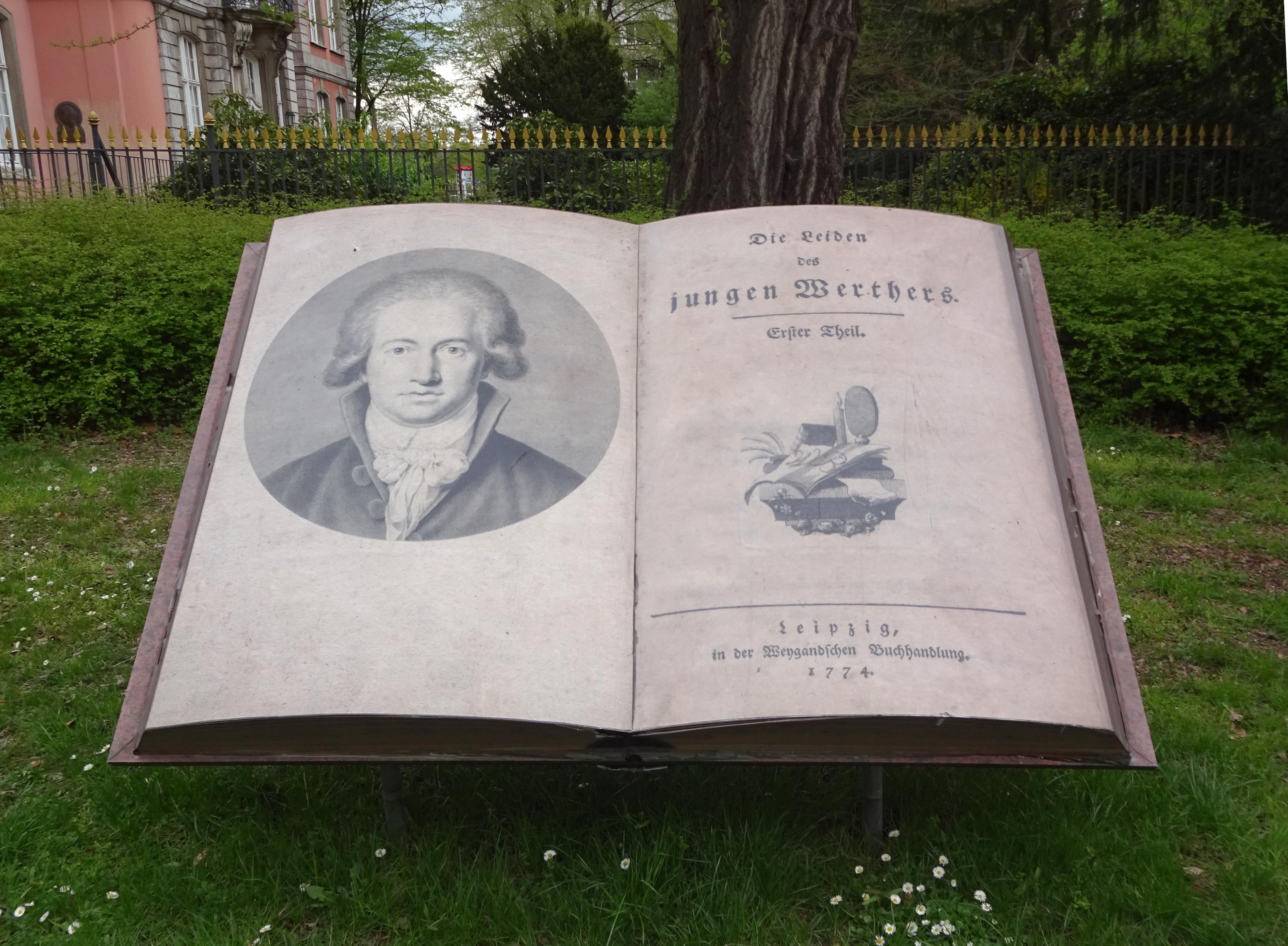 Filefaksimile Die Leiden Des Jungen Werthers Von Johann