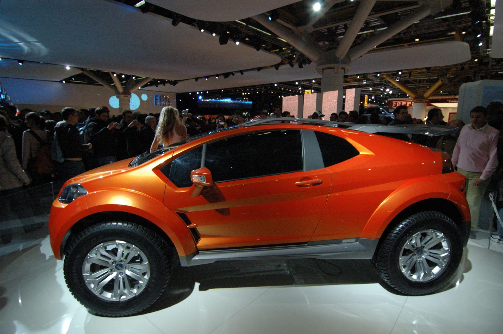 Fiat New Car In India