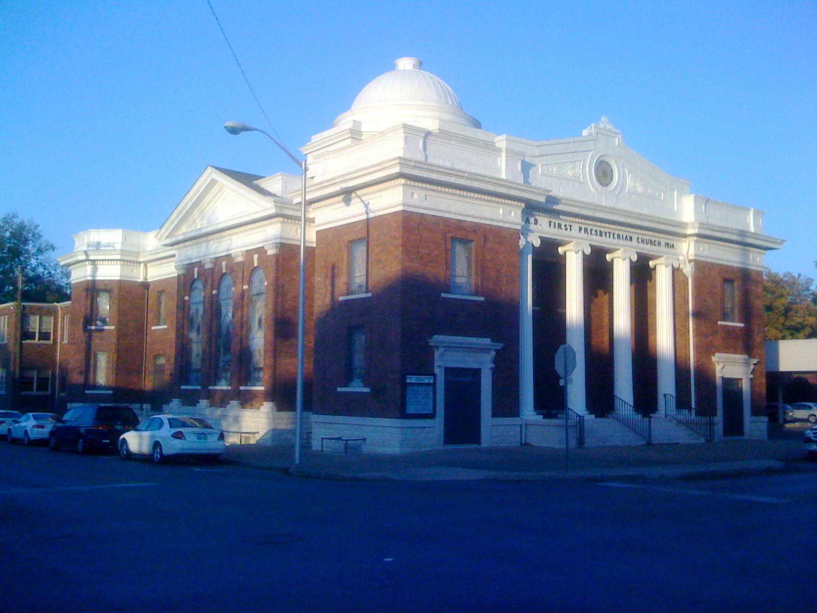 First Presbyterian Church Murfreesboro Tennessee