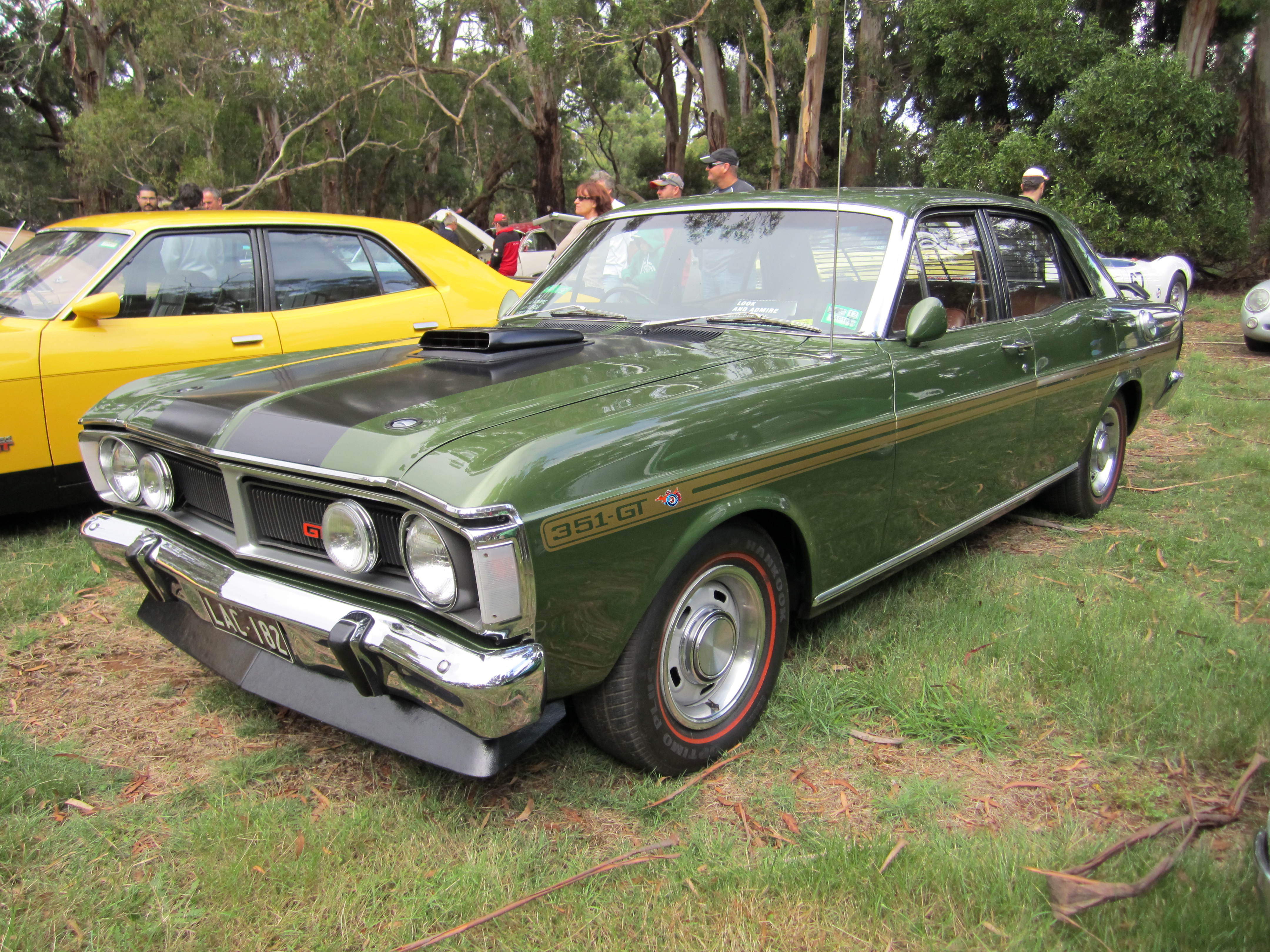 File:Ford Falcon XY GT Jewel green.jpg - Wikimedia Commons