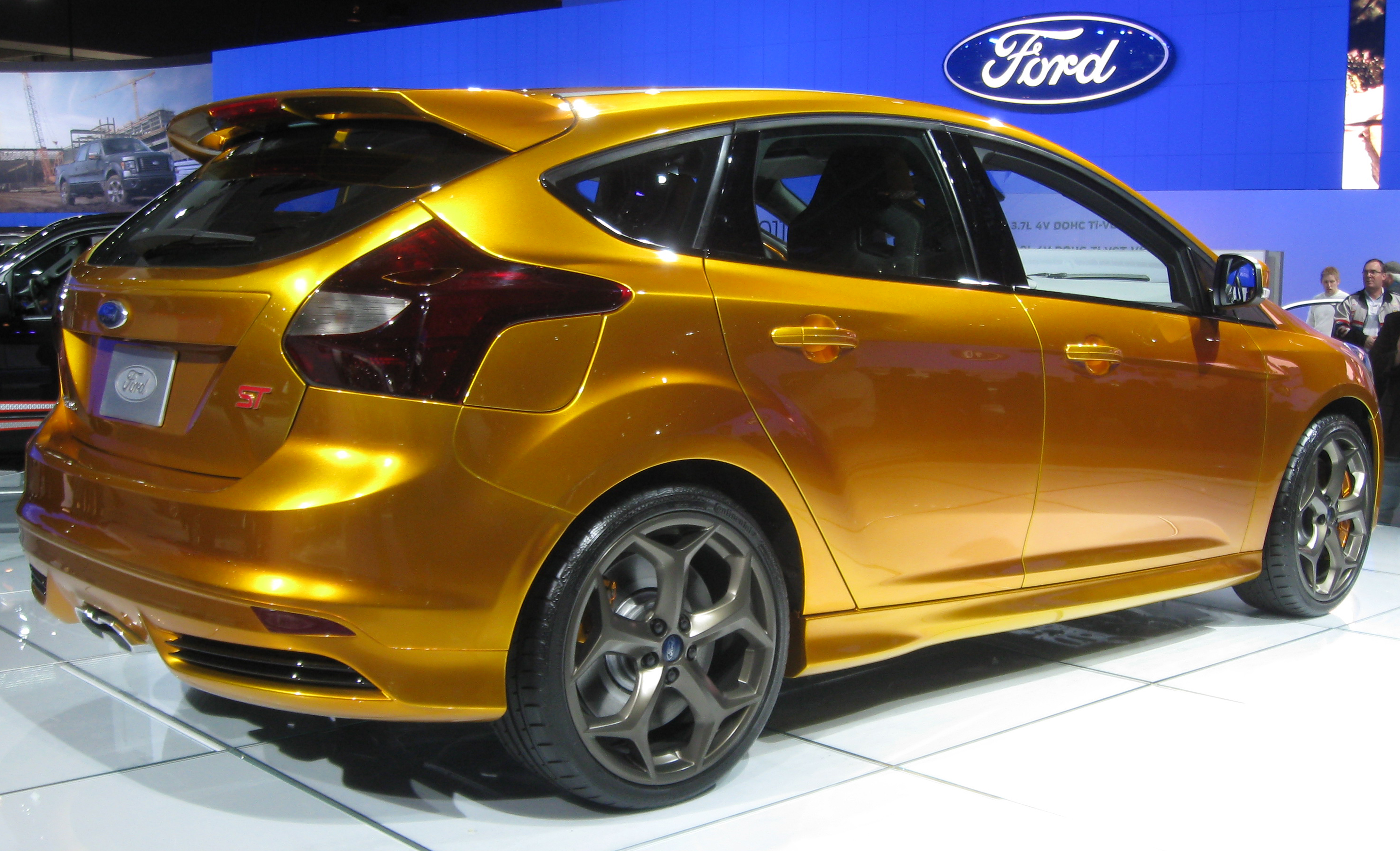 2011 ford focus st release date. Black Bedroom Furniture Sets. Home Design Ideas