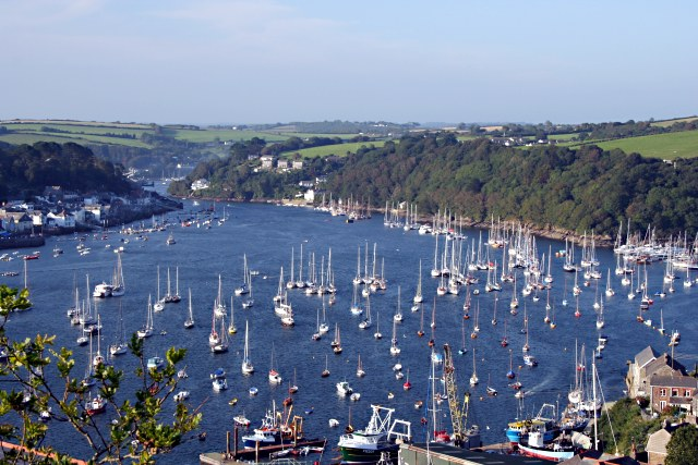 File:Fowey Harbour from Polruan - geograph.org.uk - 535297.jpg