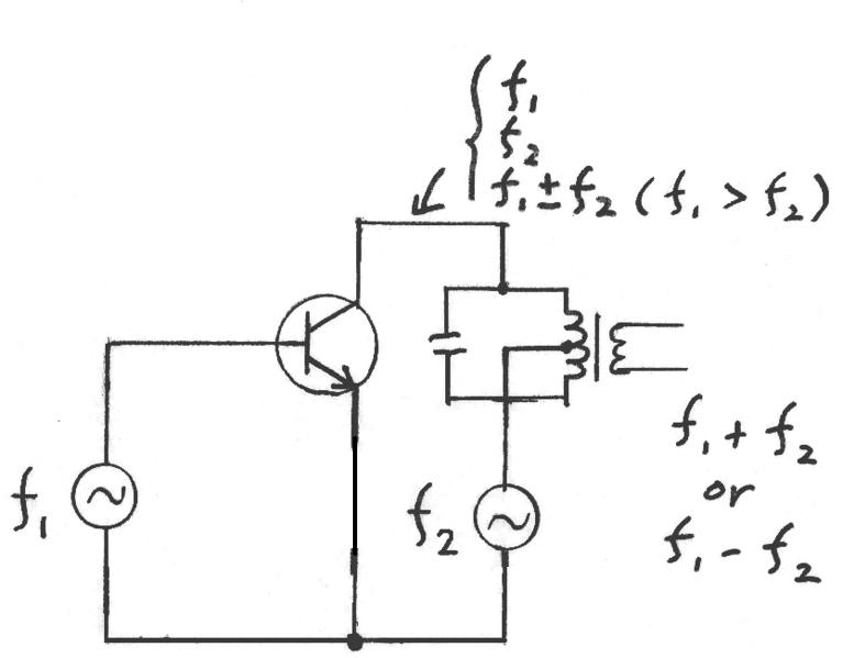 u30d5 u30a1 u30a4 u30eb frequency mixer circuit diagram  collector injection-type  png