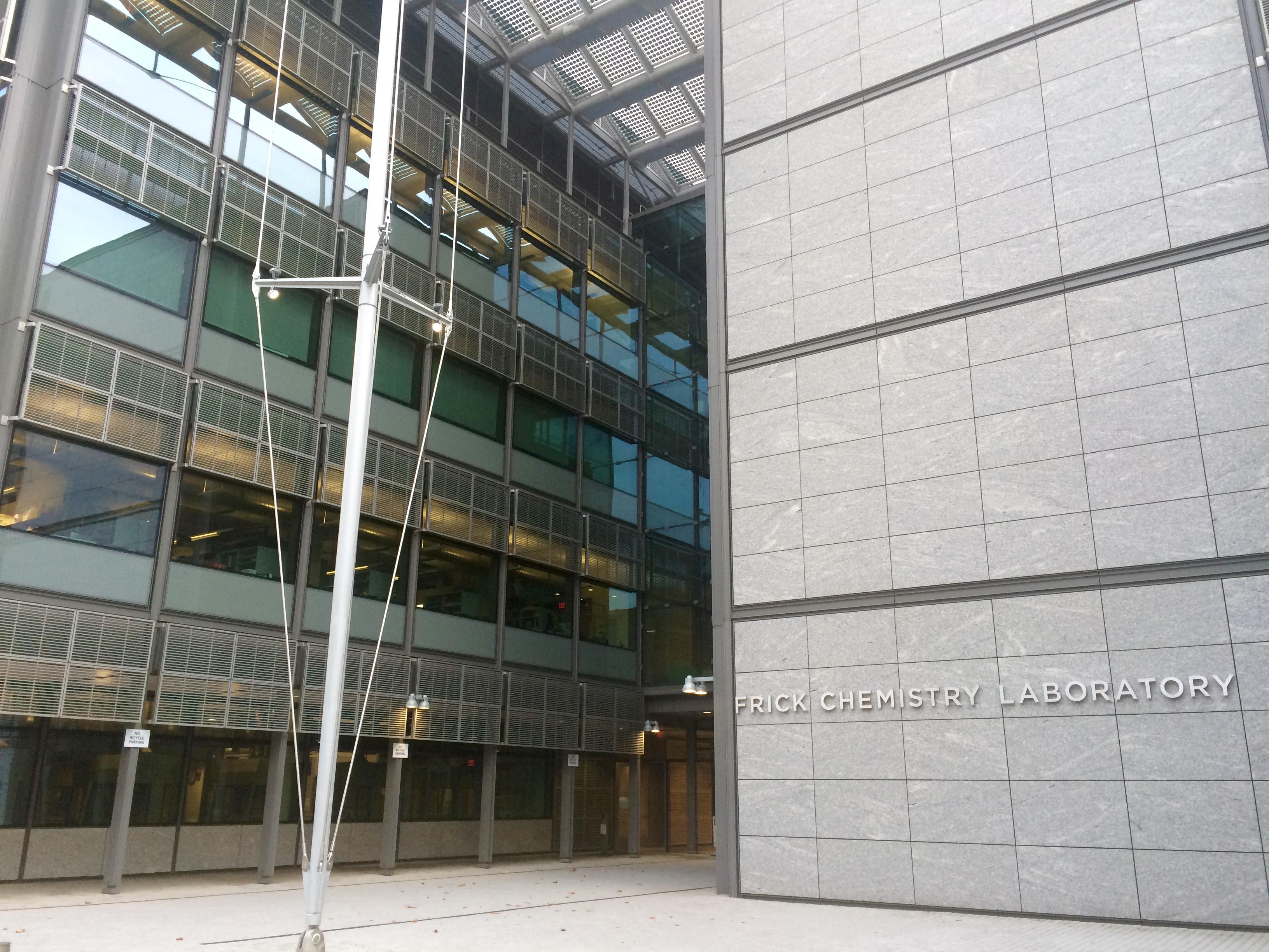 Princeton University Department of Chemistry - Wikipedia