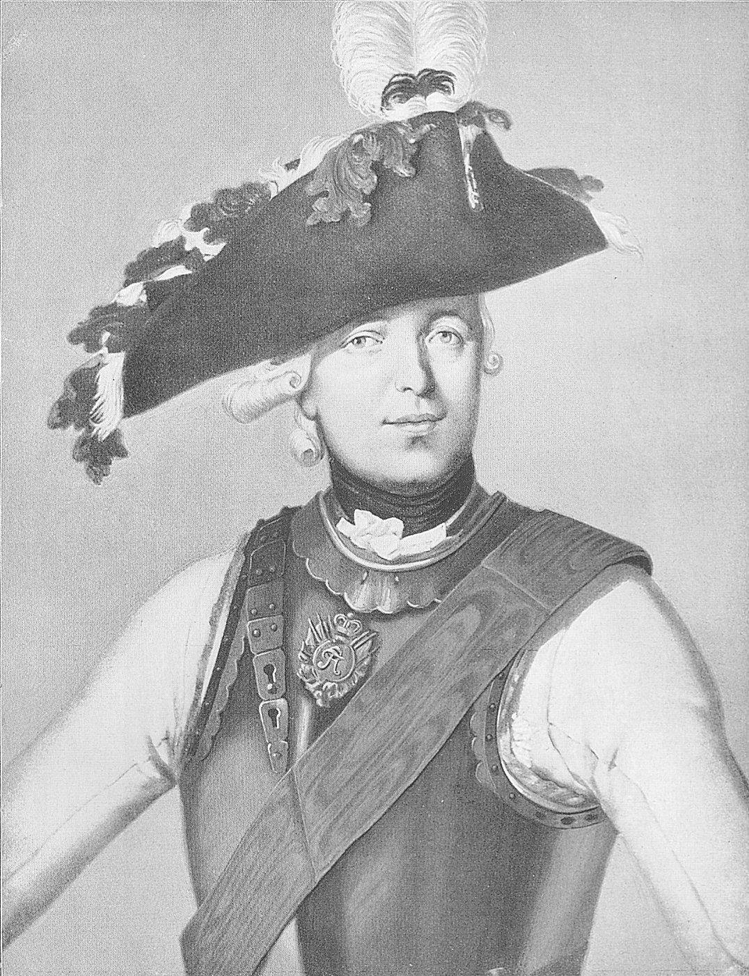 Friedrich Wilhelm Von Seydlitz Wikipedia