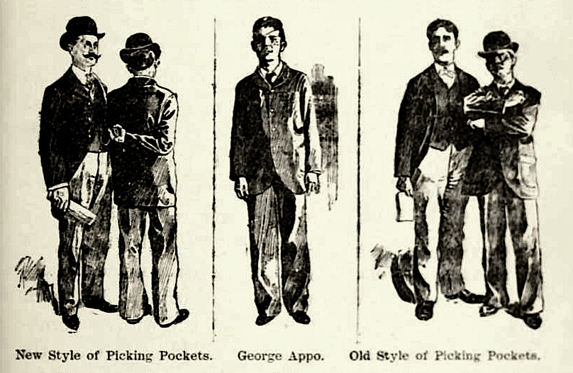 Pickpockets' style