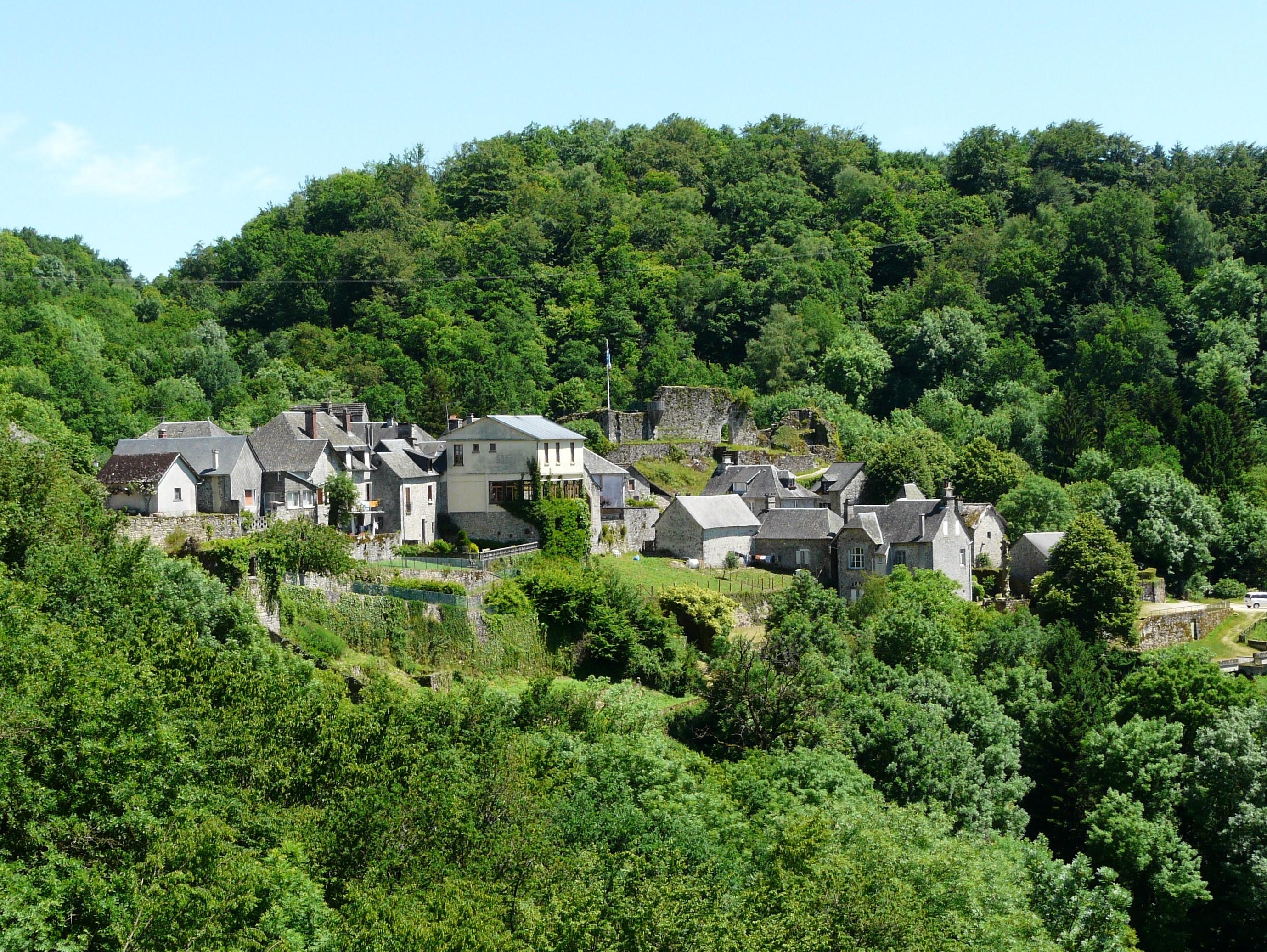 Gimel-les-Cascades