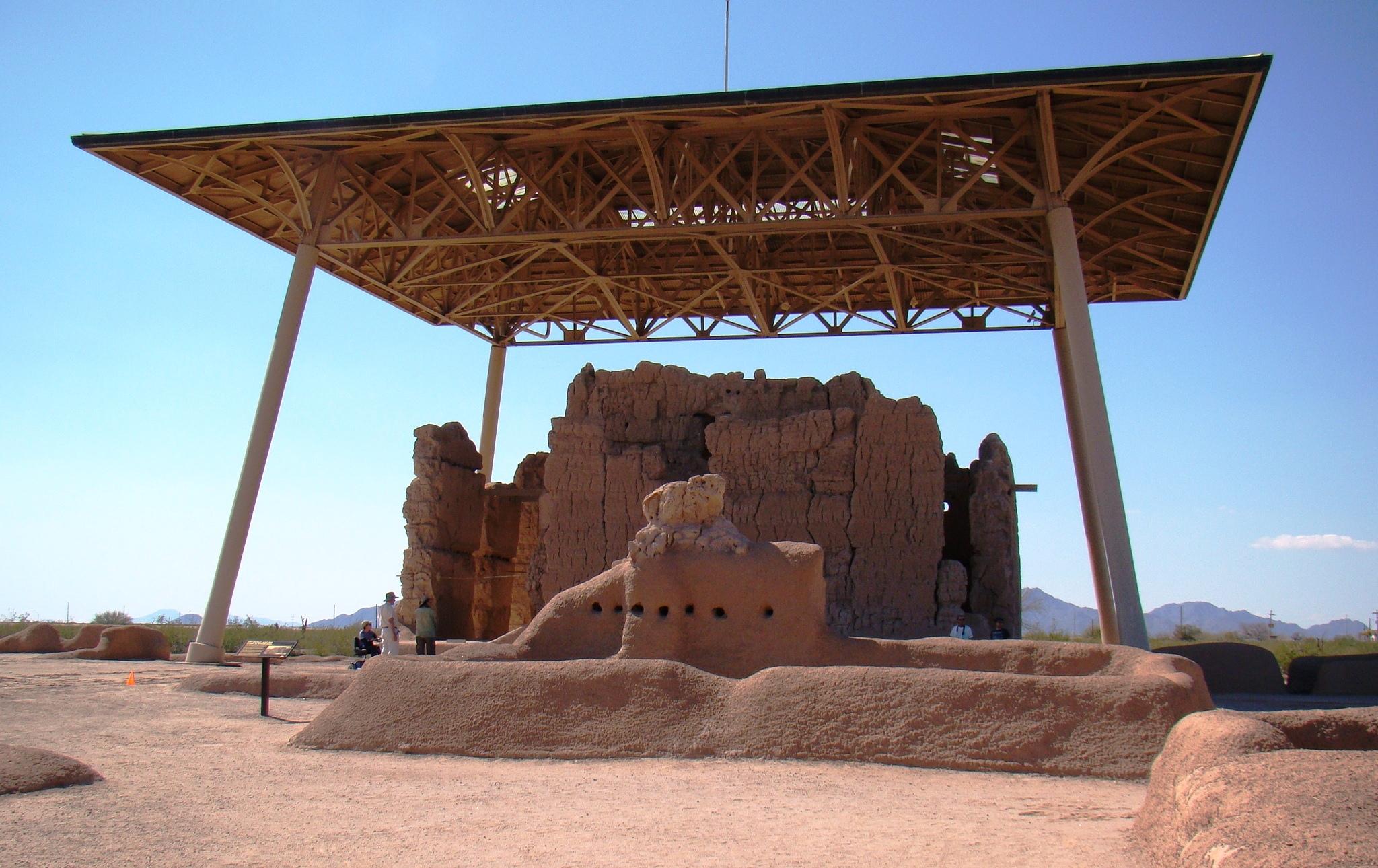 Casa Grande Ruins National Monument – Travel guide at Wikivoyage