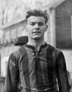 Gustav Björk Swedish footballer