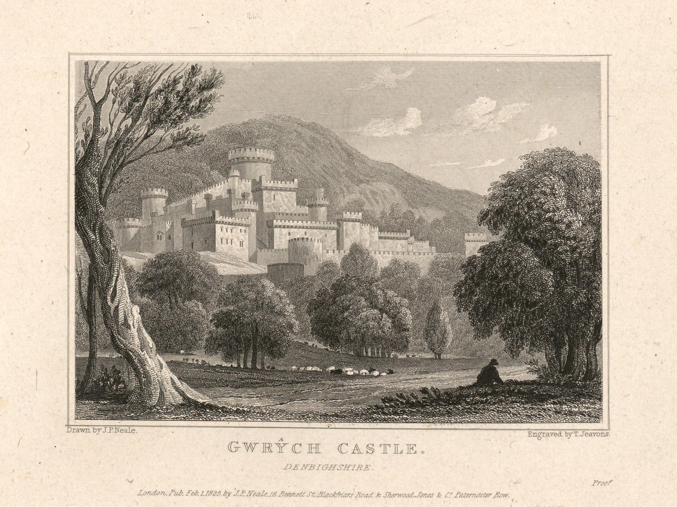 Gwrych Castle, Denbighshire