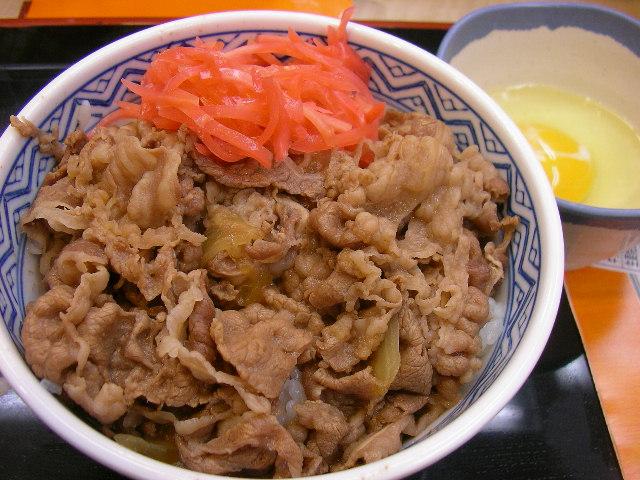 Gyudon by jetalone in higashi ginza%2c tokyo