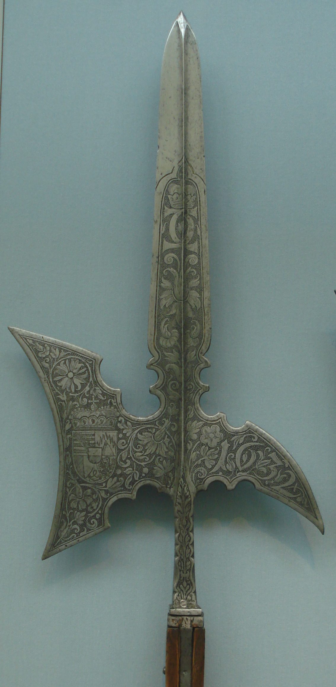 Medieval Polearm WeaponsVoulge Weapon