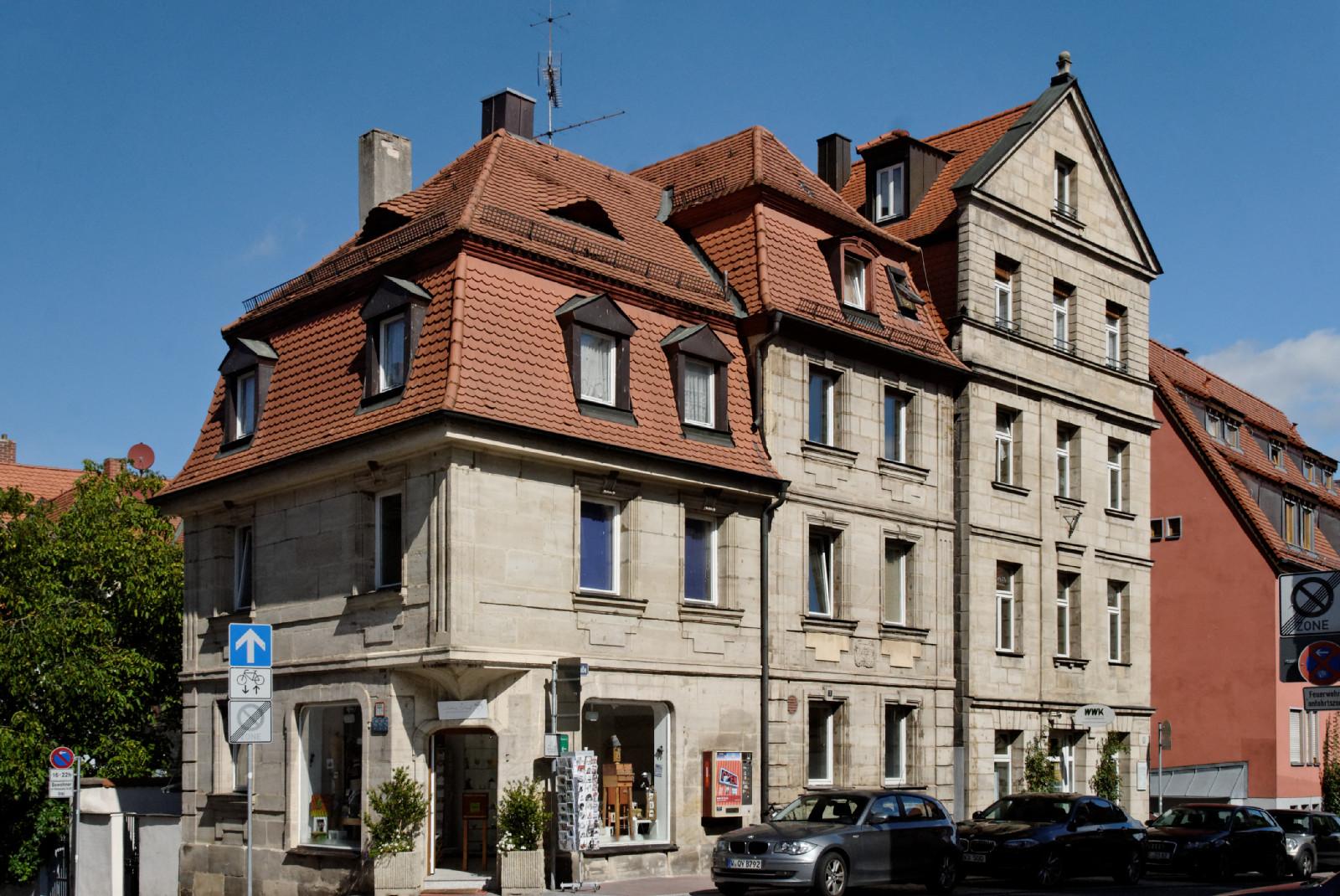 datei haus heiligenstrasse 5 in fuerth von wikipedia. Black Bedroom Furniture Sets. Home Design Ideas
