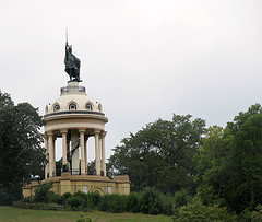 Monument d'Hermann Heights