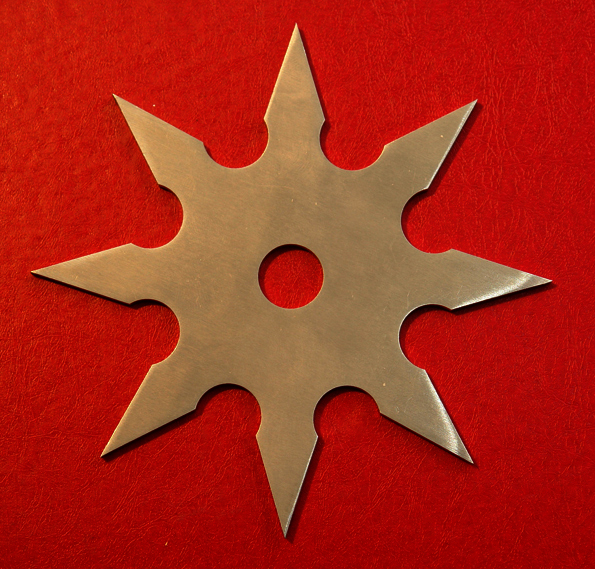 Ammu Nation Hira_Shuriken