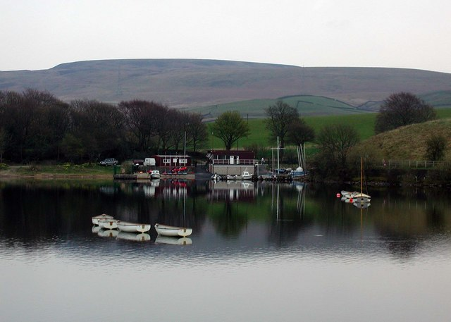Hollingworth Lake - geograph.org.uk - 400405