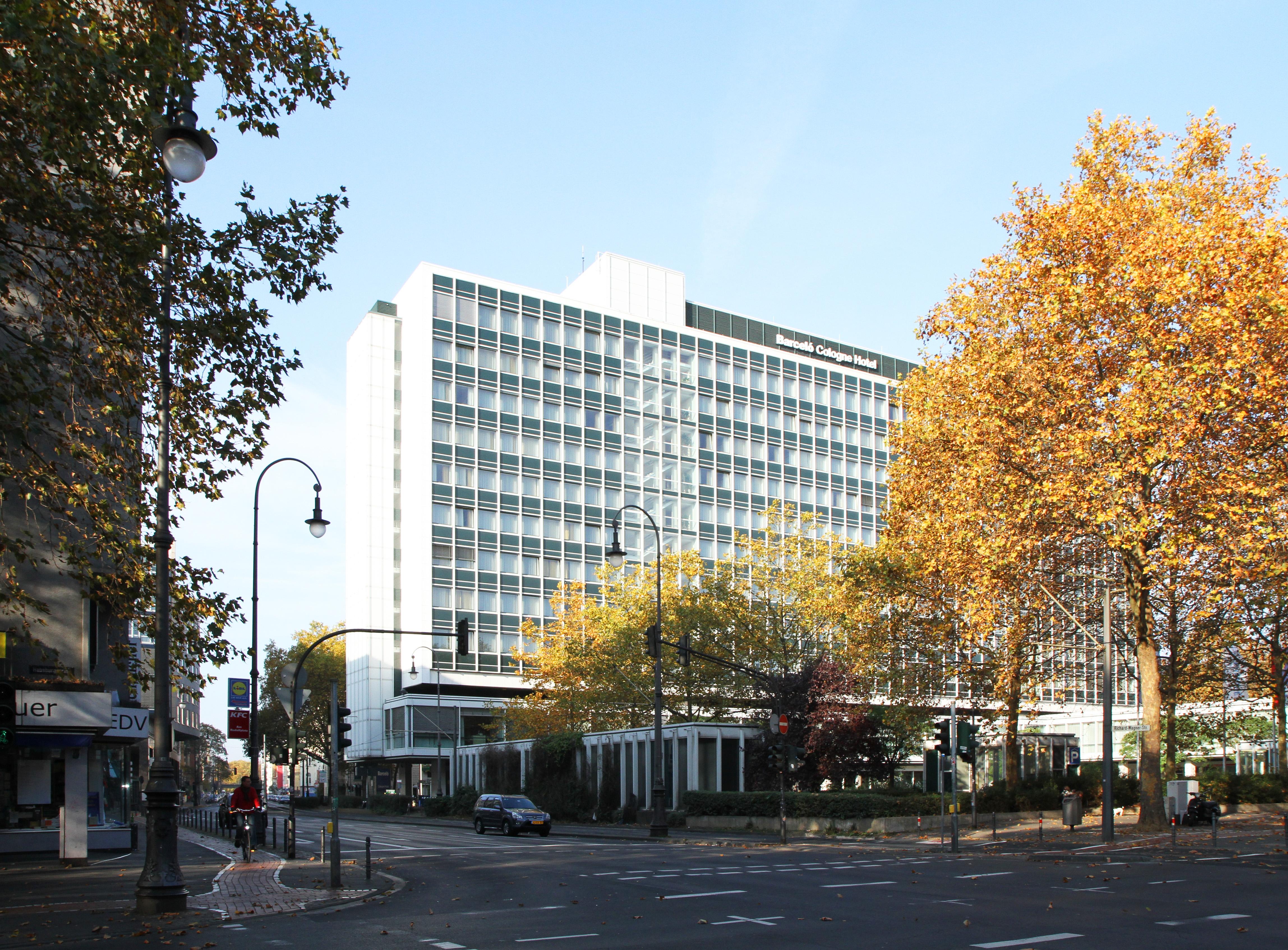 Hotel Cologne Rudolfplatz Koln