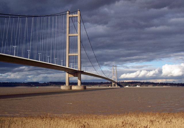 Humber Bridge - geograph.org.uk - 347888