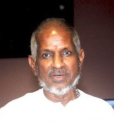 Ilaiyaraaja Indian film singer and composer