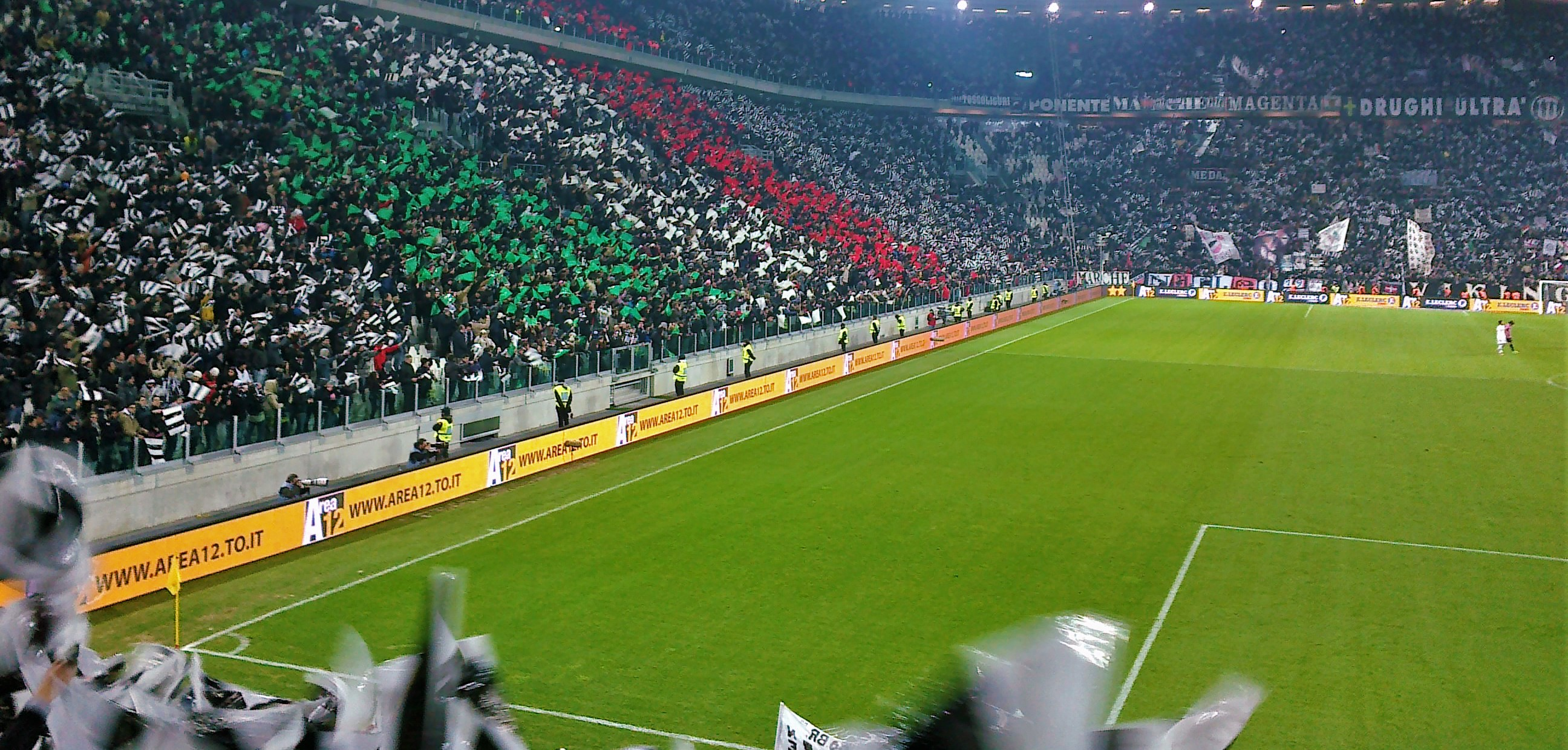 Visiting Juventus Stadium, one of the best things to do in Turin