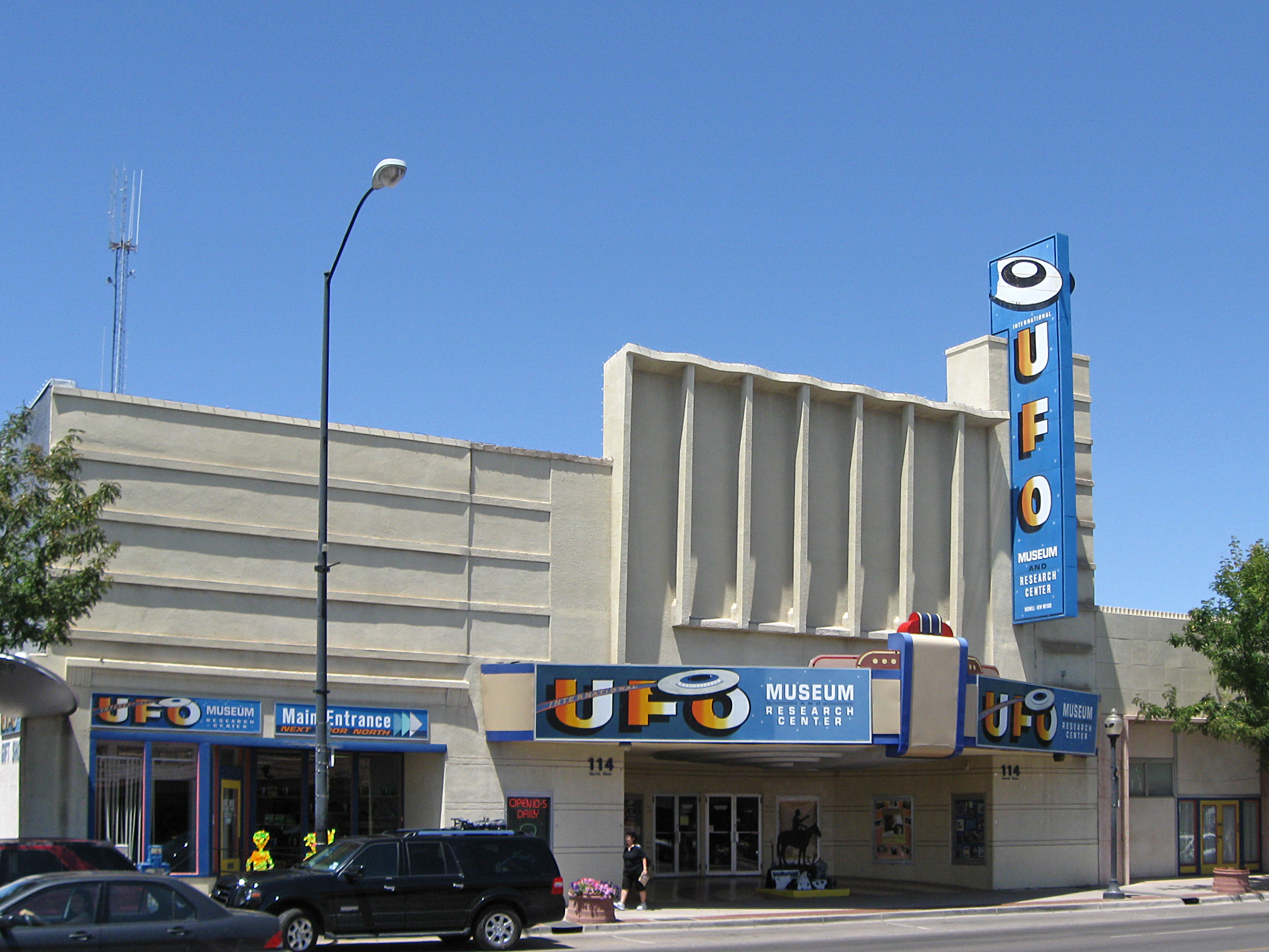 International UFO Museum and Research Center Roswell New Mexico.jpg