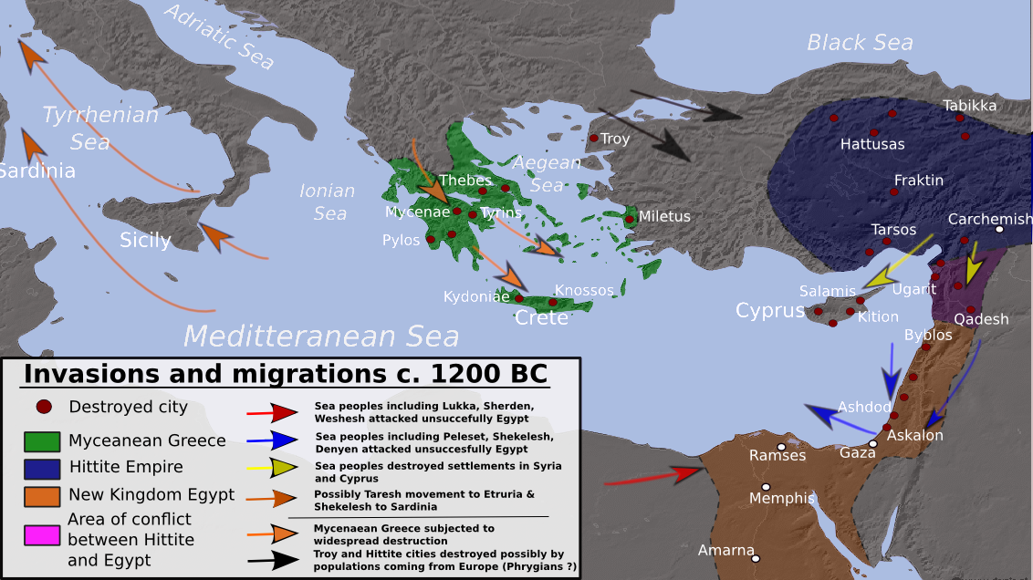 Do civilisations collapse?