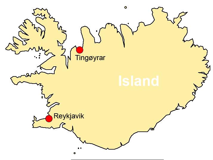 kart over reykjavik island Tingøyrar kloster – Wikipedia kart over reykjavik island
