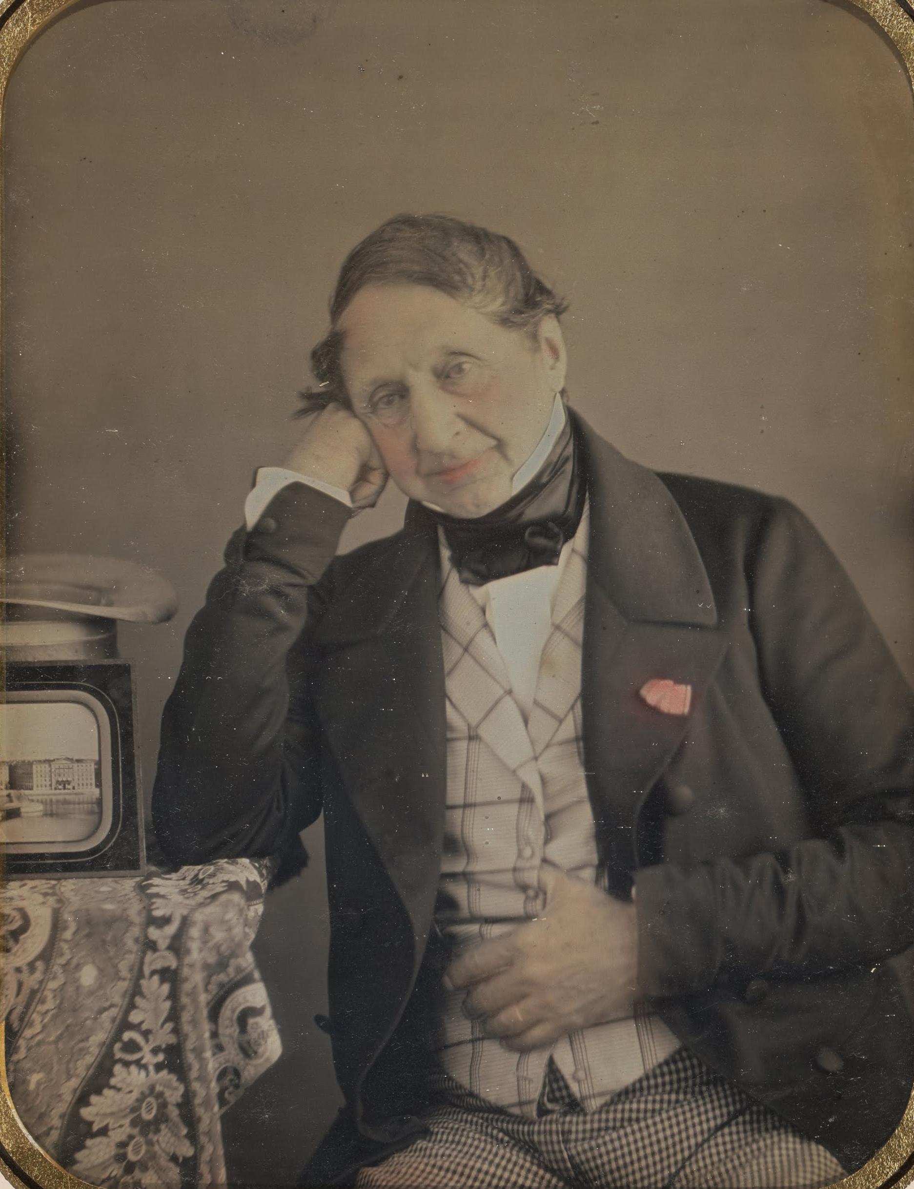 Image of Jean-Gabriel Eynard from Wikidata