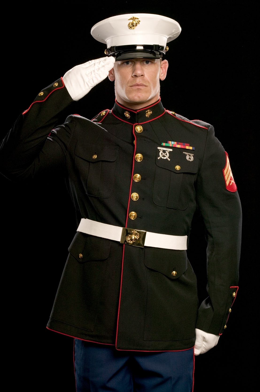 John Cena In The Marine Corps | www.pixshark.com - Images ...