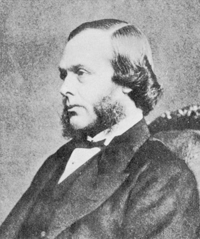 Depiction of Joseph Lister